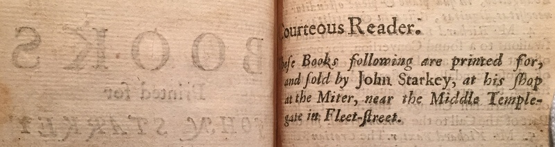 detail of opening from Tasso's Aminta (Folger T172)